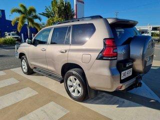 2020 Toyota Landcruiser Prado Dusty Bronze Automatic Wagon