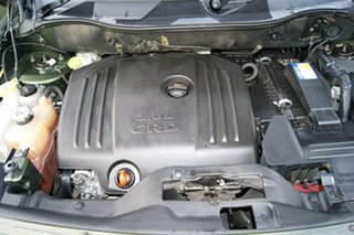 2007 Jeep Patriot MK Limited Green 6 Speed Manual Wagon