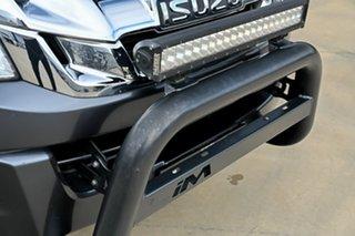 2016 Isuzu D-MAX MY15.5 LS-M Crew Cab Grey 5 Speed Manual Utility.