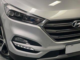 2017 Hyundai Tucson TLE2 MY18 Highlander AWD Platinum Silver 6 Speed Sports Automatic Wagon.