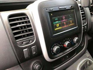 2020 Renault Trafic X82 MY21 Premium Low Roof LWB EDC 125kW White 6 Speed