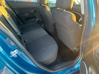 2013 Holden Cruze JH MY13 CD Equipe Turquoise 6 Speed Automatic Hatchback