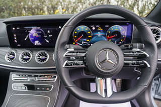 2020 Mercedes-Benz E-Class C238 801MY E300 9G-Tronic High-Tech Silver 9 Speed Sports Automatic Coupe