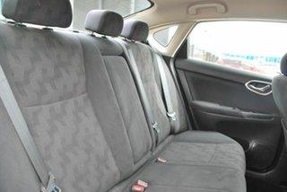 2013 Nissan Pulsar B17 ST Silver Continuous Variable Sedan