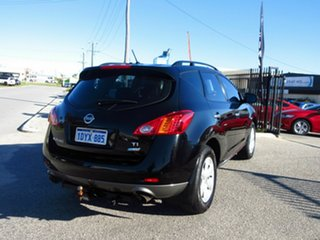 2011 Nissan Murano Z51 MY12 TI Black Continuous Variable Wagon.