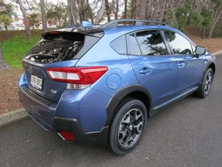 2017 Subaru XV G5X MY18 2.0i Lineartronic AWD Blue 7 Speed Constant Variable Wagon.
