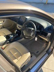 2012 Ford Falcon FG MkII G6E Turbo Brown 6 Speed Sports Automatic Sedan.