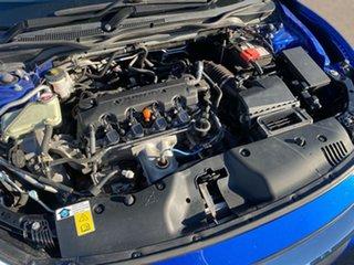 2017 Honda Civic 10th Gen MY17 VTi-S Blue 1 Speed Constant Variable Sedan
