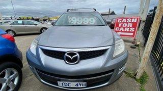 2009 Mazda CX-9 TB10A3 MY10 Luxury Grey 6 Speed Sports Automatic Wagon.