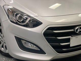 2015 Hyundai i30 GD3 Series II MY16 Active Platinum Silver Metallic 6 Speed Sports Automatic.