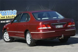 2004 Toyota Avalon MCX10R Mark III VXi Grey 4 Speed Automatic Sedan