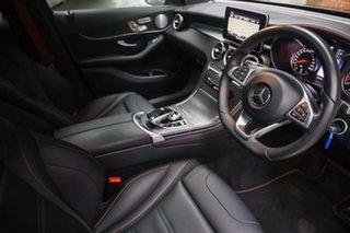 2018 Mercedes-Benz GLC-Class X253 808MY GLC43 AMG 9G-Tronic 4MATIC Brilliant Blue 9 Speed.