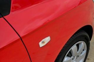 2004 Hyundai Getz TB MY04 XL Red 5 Speed Manual Hatchback.