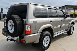 2004 Nissan Patrol GU III MY2003 ST-L Gold 4 Speed Automatic Wagon
