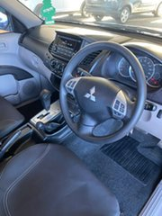 2014 Mitsubishi Triton MN MY15 GLX Double Cab 4x2 Red 4 Speed Sports Automatic Utility.