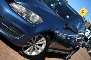 2013 Volkswagen Golf AU MY14 90 TSI Comfortline Blue 7 Speed Auto Direct Shift Hatchback.