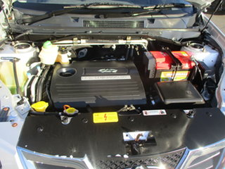 2014 Chery J11 T1X MY14 (FWD) Silver 7 Speed CVT Auto Sequential Wagon