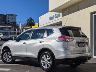 2014 Nissan X-Trail T32 ST X-tronic 2WD Silver 7 Speed Constant Variable Wagon.