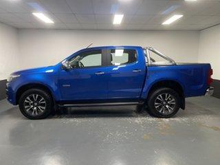 2017 Holden Colorado RG MY17 LTZ Pickup Crew Cab 4x2 Blue 6 Speed Sports Automatic Utility