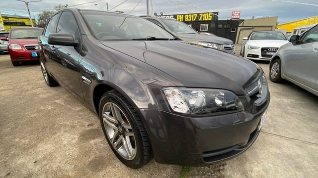 Used Holden Commodore VE MY09 Omega Maidstone, 2008 Holden Commodore VE MY09 Omega Grey 4 Speed Automatic Sedan