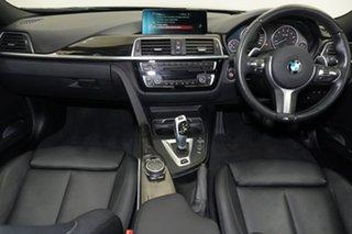 2017 BMW 3 Series F30 LCI 330e M Sport Black 8 Speed Sports Automatic Sedan Hybrid