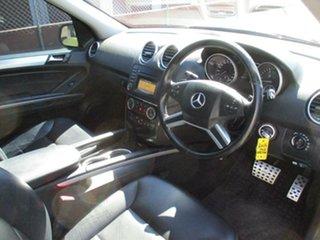 2009 Mercedes-Benz M-Class W164 MY10 ML300 CDI BlueEFFICIENCY AMG Sports Grey 7 Speed