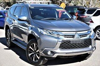 2016 Mitsubishi Pajero Sport QE MY16 GLS Grey 8 Speed Sports Automatic Wagon.