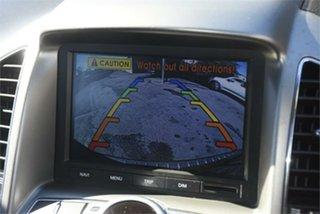 2011 Holden Captiva CG Series II 7 AWD LX Black 6 Speed Sports Automatic Wagon