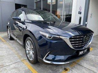 2021 Mazda CX-9 TC Azami SKYACTIV-Drive i-ACTIV AWD Blue 6 Speed Sports Automatic Wagon.