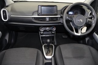 2018 Kia Picanto JA MY18 S Clear White 4 Speed Automatic Hatchback