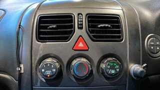 2007 Holden Crewman VZ MY06 Charcoal 4 Speed Automatic Utility