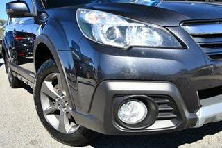 2014 Subaru Outback B6A MY15 2.5i CVT AWD Dark Grey 6 Speed Constant Variable Wagon.