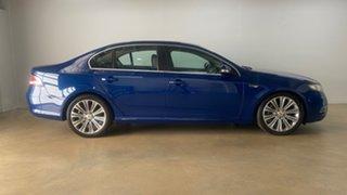 2010 Ford Falcon FG Upgrade G6E 50th Anniversary Blue 6 Speed Automatic Sedan.
