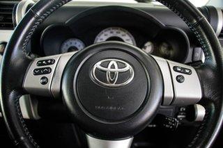 2013 Toyota FJ Cruiser GSJ15R MY14 French Vanilla 5 Speed Automatic Wagon