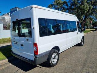 2012 Ford Transit VM MY12 Update 12 Seat White 6 Speed Manual Bus.