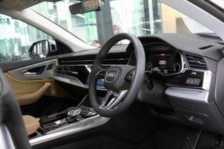2020 Audi Q8 4M F1 MY21 55 TFSI Tiptronic Quattro Silver 8 Speed Sports Automatic Wagon.