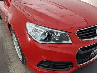 2014 Holden Ute VF MY14 SV6 Ute Red 6 Speed Manual Utility.