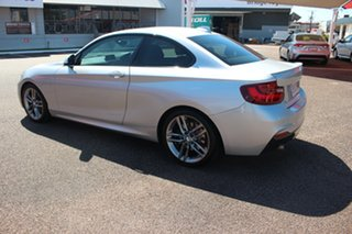 2014 BMW 2 F22 220d M Sport Premium Silver 8 Speed Automatic Coupe
