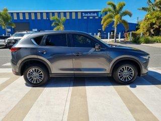 2018 Mazda CX-5 MY17.5 (KF Series 2) Maxx Sport (4x2) Grey 6 Speed Automatic Wagon.