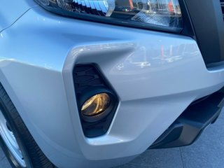 2021 Nissan Navara D23 MY21 SL Brilliant Silver 7 Speed Sports Automatic Cab Chassis