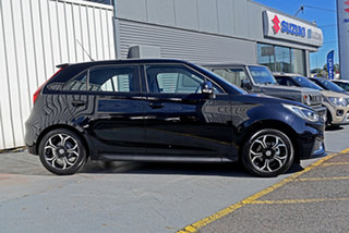 2021 MG MG3 SZP1 MY21 Excite Black 4 Speed Automatic Hatchback