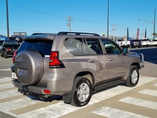 2020 Toyota Landcruiser Prado Dusty Bronze Automatic Wagon.