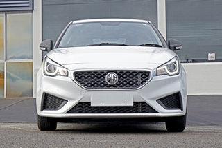 2021 MG MG3 SZP1 MY21 Core (Nav) White 4 Speed Automatic Hatchback.