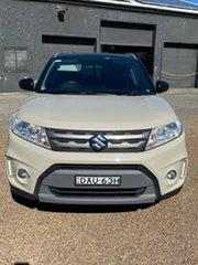 2015 Suzuki Vitara LY RT-S 2WD Beige 6 Speed Sports Automatic Wagon