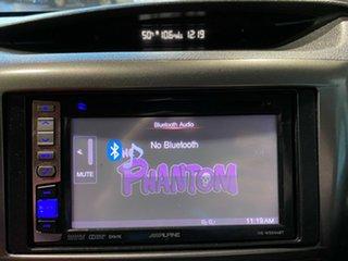 2007 Subaru Impreza G3 MY08 WRX AWD Black 5 Speed Manual Hatchback