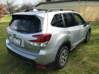2019 Subaru Forester MY19 2.5I (AWD) Silver Metallic Continuous Variable Wagon