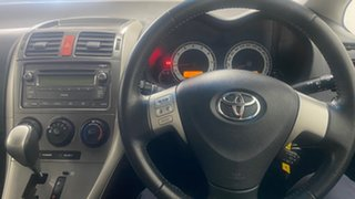 2007 Toyota Corolla ZRE152R Ascent White 4 Speed Automatic Hatchback
