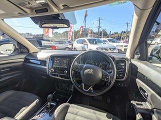 2020 Mitsubishi Outlander ZL MY20 LS 2WD Grey 6 Speed Constant Variable Wagon