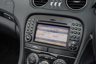 2009 Mercedes-Benz SL-Class R230 MY09 SL350 Iridium Silver 7 Speed Automatic Roadster