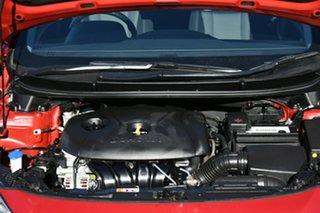 2014 Hyundai i30 GD MY14 Elite Red 6 Speed Automatic Hatchback